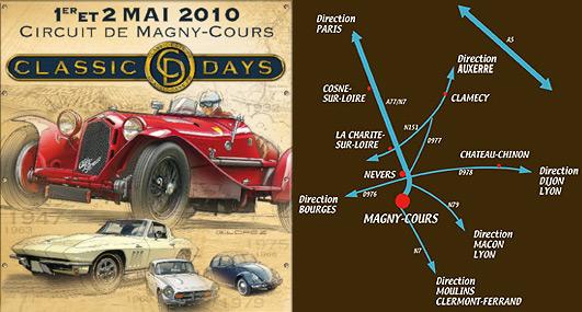 Salon auto Classic Days