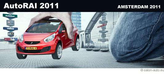 Salon auto amsterdam 2011