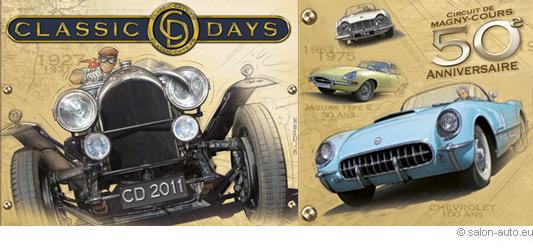 Salon auto classic Days 2011
