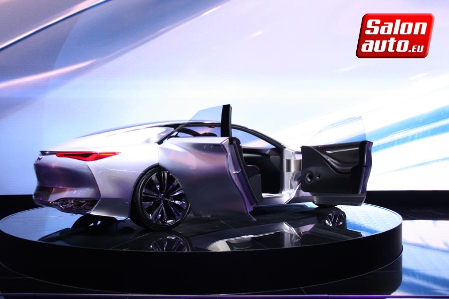 Infiniti q80 inspiration mondial de l 39 auto 2014 for Salon auto paris 2014