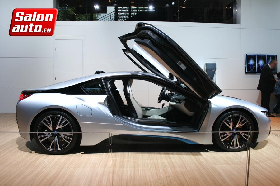 Bmw i8 mondial de l 39 auto 2014 for Salon auto paris 2014