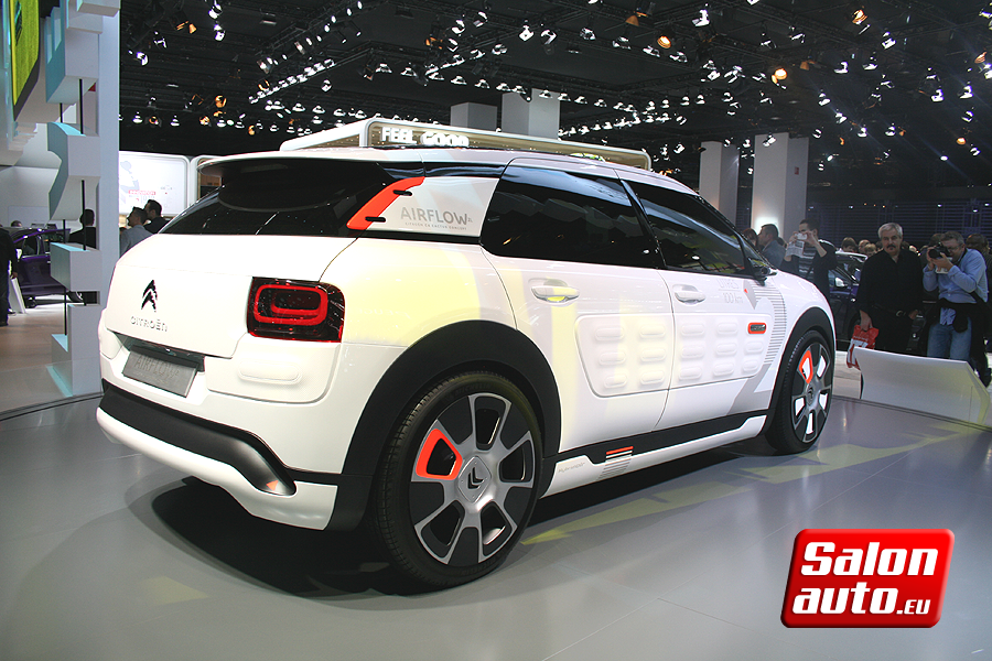 c4 cactus airflow mondial de l 39 auto 2014. Black Bedroom Furniture Sets. Home Design Ideas