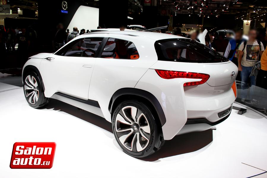 Hyundai intrado concept mondial de l 39 auto 2014 for Salon auto paris 2014