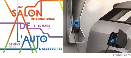 Salon international de l'auto Genève 2014